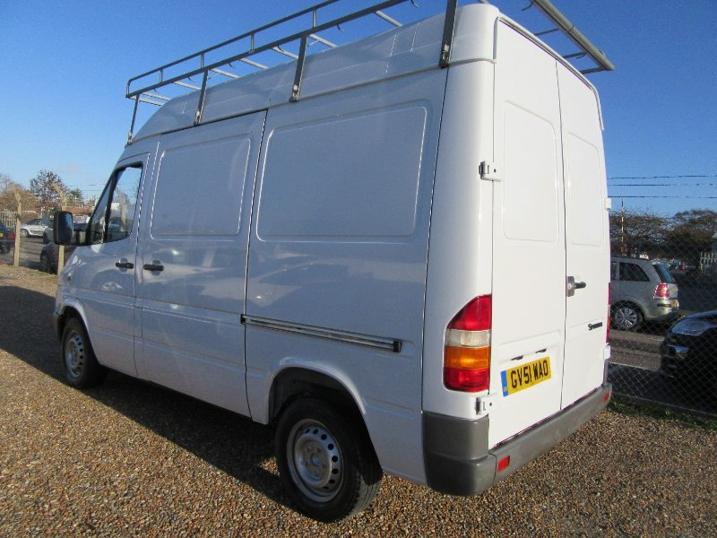 Used 2001 Mercedes-Benz Sprinter 211 CDI SWB for sale in ...
